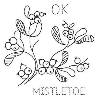 OK-MISTLETOE