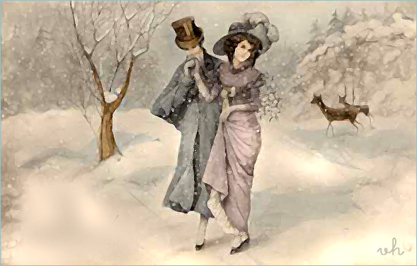 WINTER COUPLEa