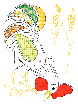 Rooster_green