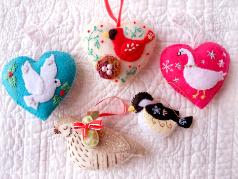 Felt_bird_ornaments
