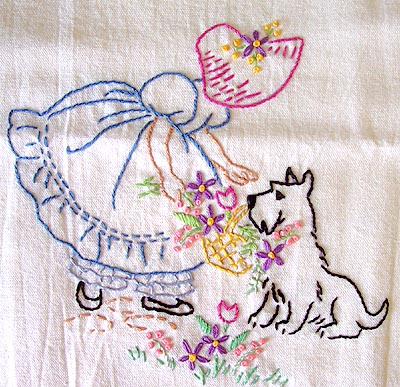 Vintage Kitchen Design on Love Your Website And All The Vintage Embroidery Patterns  Thank